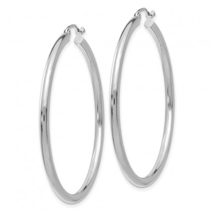 10T845 | Gold Hoop Earrings | Payroll Jewelry-