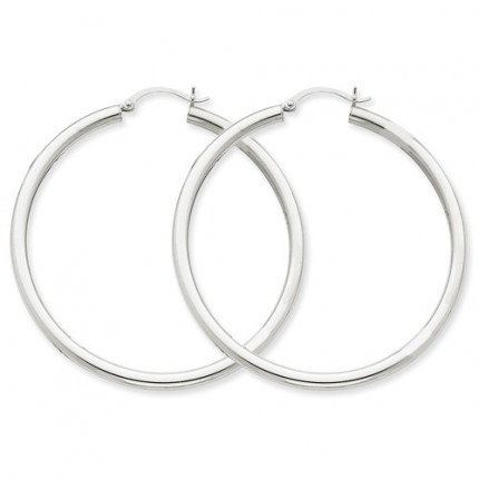 10T854 | Gold Hoop Earrings | Payroll Jewelry