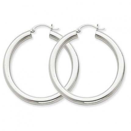 10T858 | Gold Hoop Earrings | Payroll Jewelry