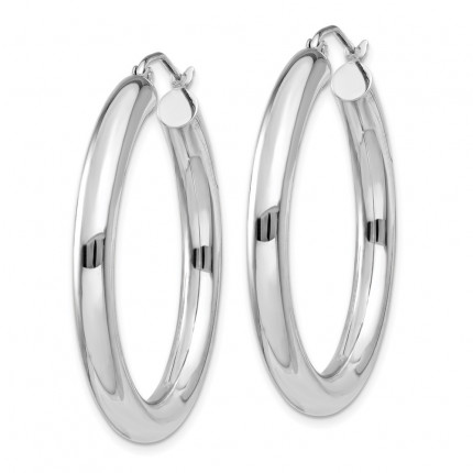 10T859 | Gold Hoop Earrings | Payroll Jewelry-