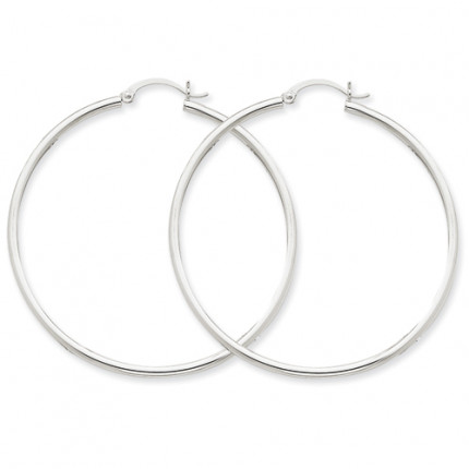10T833 | Gold Hoop Earrings | Payroll Jewelry