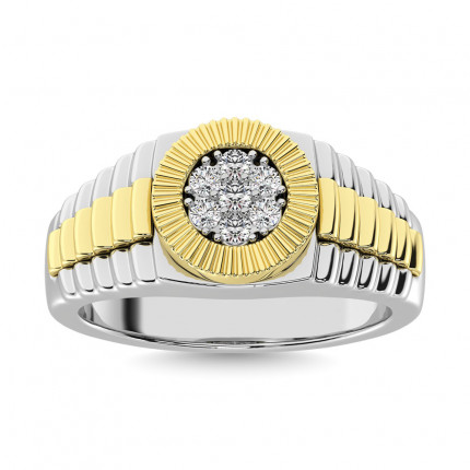 GR27719WY-A2 | Mens Rings White | Payroll Jewelry