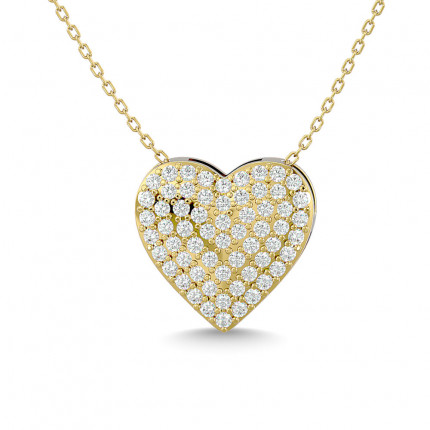 APH62631Y | Heart Pendants | Payroll Jewelry