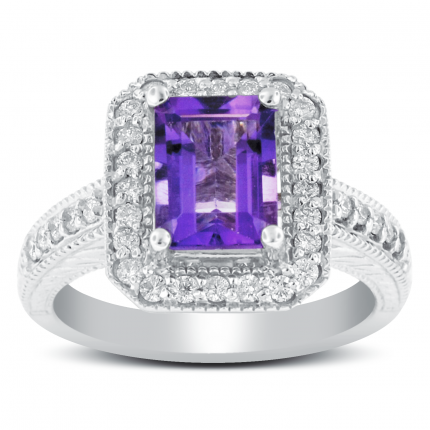 84511-8X6 | Gemstone Ladies Ring. | Payroll Jewelry