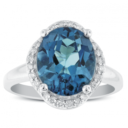 84646-11X9 | Gemstone Ladies Ring. | Payroll Jewelry