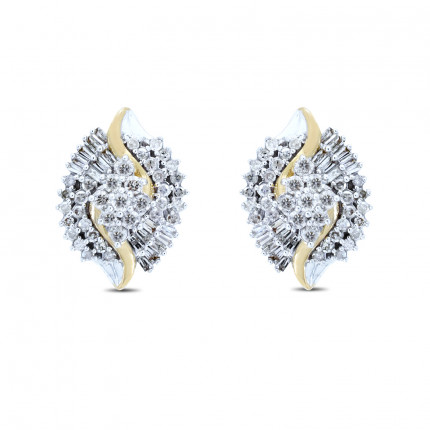ER190195Y | Earrings | Payroll Jewelry
