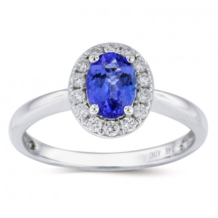 LCR14175W | Gemstone Ladies Ring | Payroll Jewelry