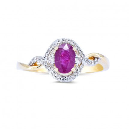 LCR179Y | Gemstone Ladies Ring | Payroll Jewelry