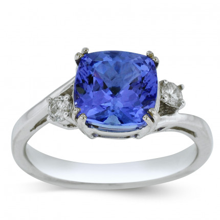LCR2252W | Gemstone Ladies Ring | Payroll Jewelry