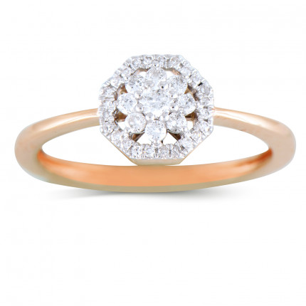 LR22148P | Halo Ladies Engagement Ring | Payroll Jewelry