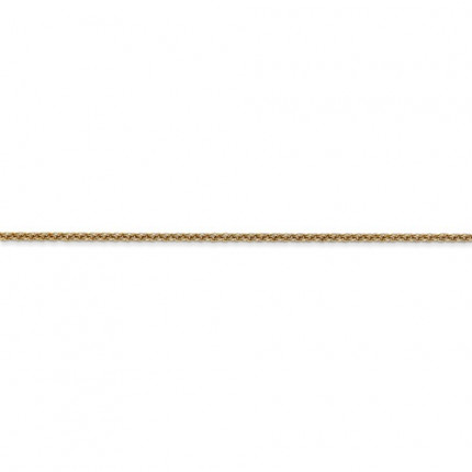 PEN54-10 | Cable Mens Gold Bracelet | Payroll Jewelry