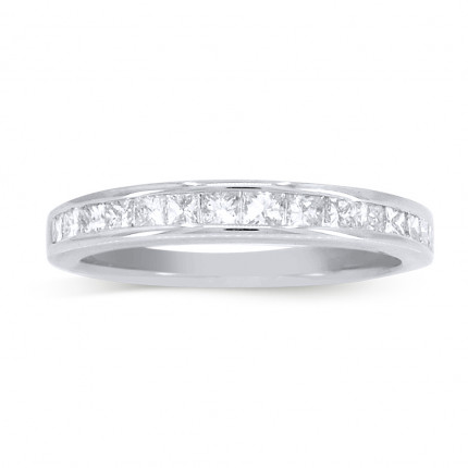 WB15303PRW | White Gold Band | Payroll Jewelry