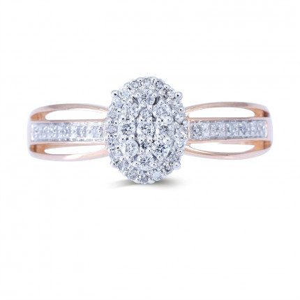 WLR224P   Halo Rings   Payroll Jewelry