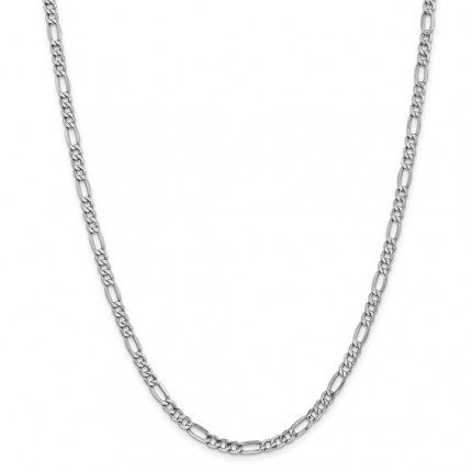 BC91-20 | Gold Figaro Chain - 20 inch | Payroll Jewelry