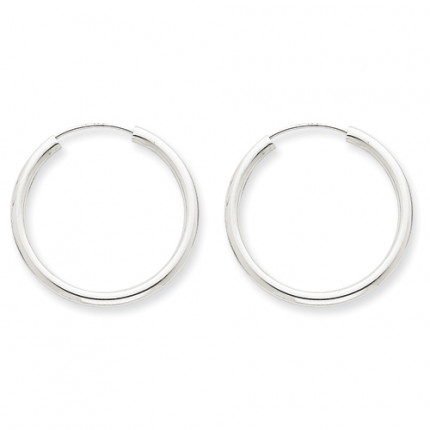 H992 | Gold Hoop Earrings | Payroll Jewelry