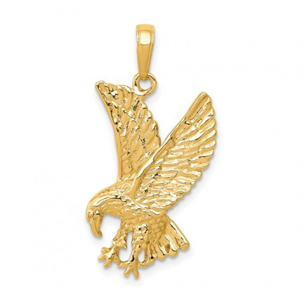 K4853 | Gold Pendant | Payroll Jewelry