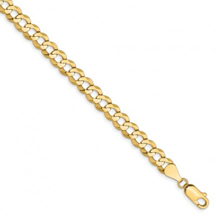 LCB150-7 | Gold Cuban Bracelet | Payroll Jewelry