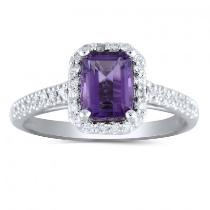 LCR5092W64 | Gemstone Ladies Ring | Payroll Jewelry