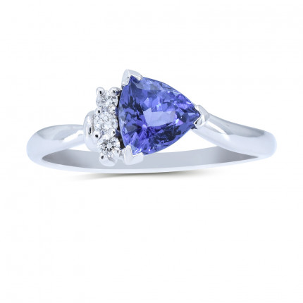 LCR83138W | Gemstone Ladies Ring | Payroll Jewelry