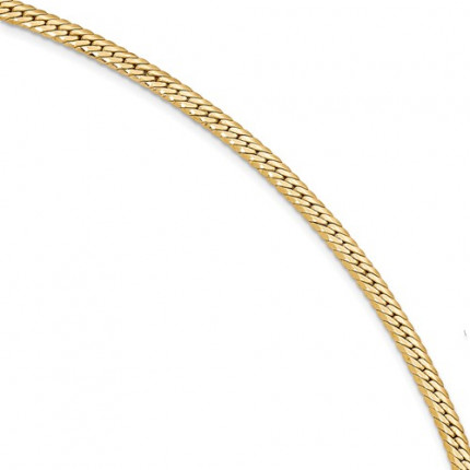 SF2104-7.5 | Gold Bracelet | Payroll Jewelry