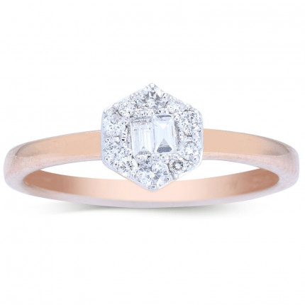 WLR12112P   Payroll Jewelry   Halo Ring