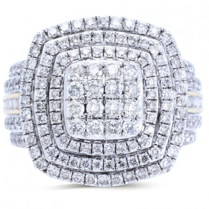WLR165257Y | Halo Rings | Payroll Jewelry