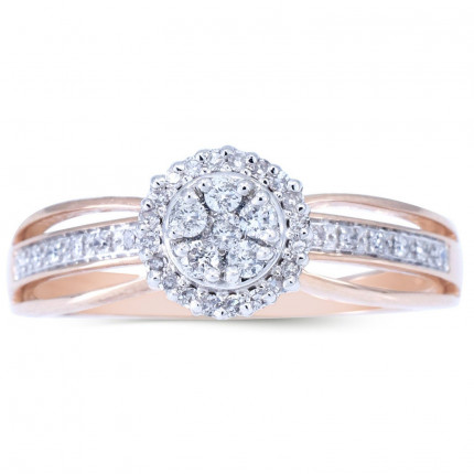 WLR216P | Halo Rings | Payroll Jewelry