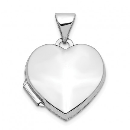 XL305 | Gold Heart Pendant | Payroll Jewelry
