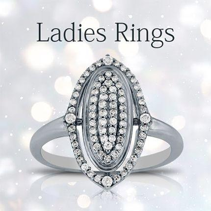 Ladies Rings